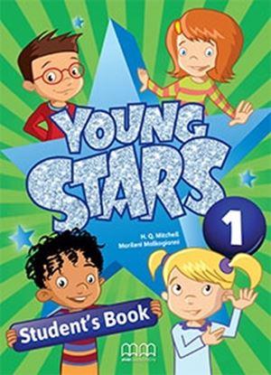 Εικόνα της YOUNG STARS 1 Student's Book (with ABC Book)