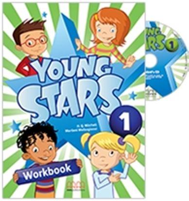 Εικόνα της YOUNG STARS 1 Workbook (with student's CD-ROM)