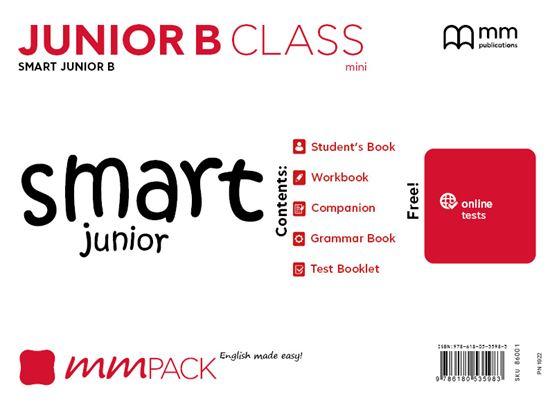Εικόνα από MM PACK MINI Jb CLASS SMART JUNIOR