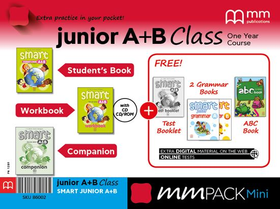 Εικόνα από MM PACK MINI Ja&Jb CLASS SMART JUNIOR
