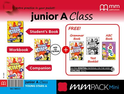Εικόνα της MM PACK MINI Ja CLASS YOUNG STARS