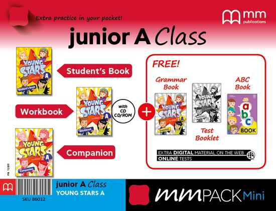 Εικόνα από MM PACK MINI Ja CLASS YOUNG STARS