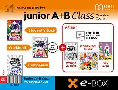 Εικόνα της E-BOX Ja&Jb CLASS YOUNG STARS A & B