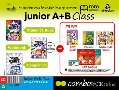 Εικόνα της COMBO WITH BELT Online Ja&Jb YOUNG STARS