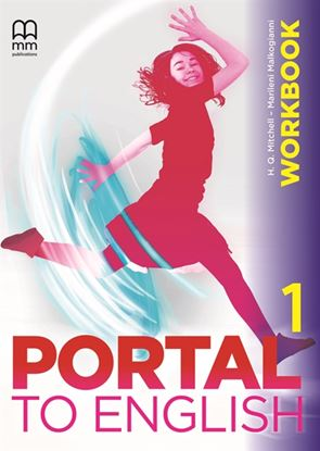 Εικόνα της PORTAL TO ENGLISH 1 (BRIT.) W.B. (INC.CD)
