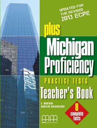Εικόνα της PLUS MICHIGAN ECPE PR.TESTS Τ.Β. 2013