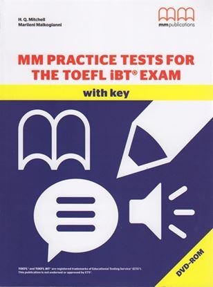 Εικόνα της PRACT.TESTS TOEFL ΙΒΤ ΕΧΑΜ PACK