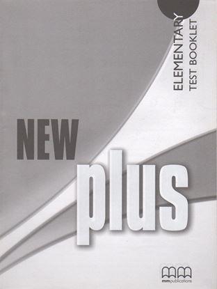 Εικόνα της NEW PLUS ELEM. TEST BOOKLET