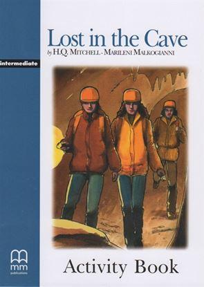 Εικόνα της LOST IN THE CAVE Activity Book (V.2)