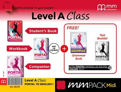 Εικόνα της MM PACK MIDI A CLASS PORTAL