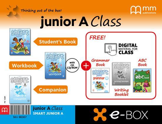 Εικόνα από E-BOX Ja CLASS SMART JUNIOR