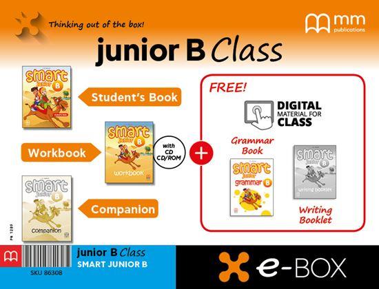 Εικόνα από E-BOX Jb CLASS SMART JUNIOR