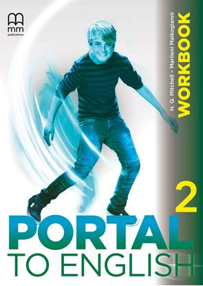 Εικόνα της PORTAL TO ENGLISH 2 Workbook (with CD)