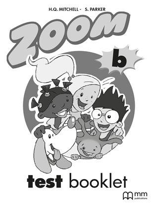 Εικόνα της ZOOM B Test Booklet