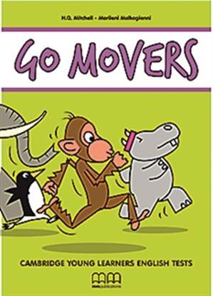Εικόνα της GO MOVERS Student's Book (Rev.for 2018 YLE - with CD)