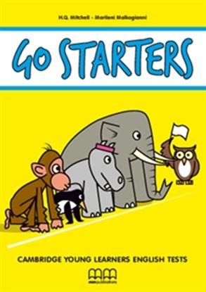 Εικόνα της GO STARTERS Student's Book (Rev.for 2018 YLE - with CD)