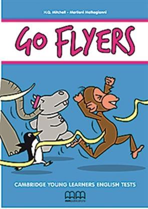 Εικόνα της GO FLYERS Student's Book (Rev.for 2018 YLE - with CD)