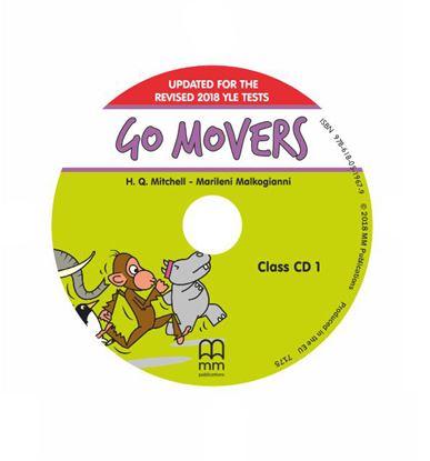 Εικόνα της GO MOVERS CLASS CD (REV. FOR 2018 YLE)