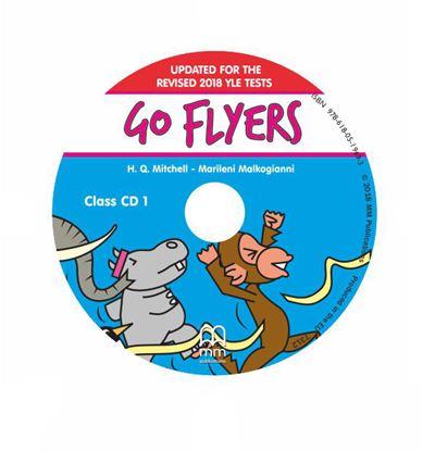 Εικόνα της GO FLYERS CLASS CD (REV. FOR 2018 YLE)