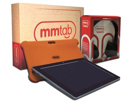 Εικόνα της ΣΕΤ TABLET MMTAB 1017 WiFi + AKOYΣTIKA HEADSET MMTAB