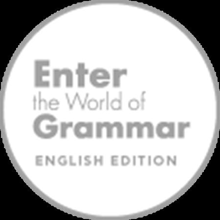 Εικόνα για την κατηγορία Enter The World of Grammar