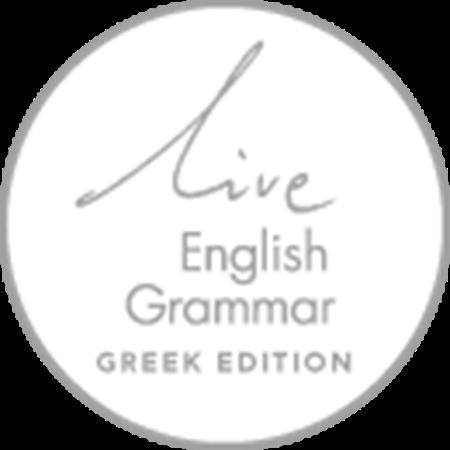 Εικόνα για την κατηγορία Live English Grammar (Greek Edition)