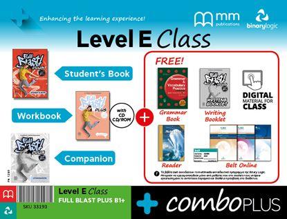 Εικόνα της COMBO PLUS E CLASS FULL BLAST PLUS B1+