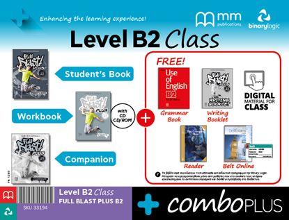 Εικόνα της COMBO PLUS B2 EXAMS FULL BLAST PLUS B2