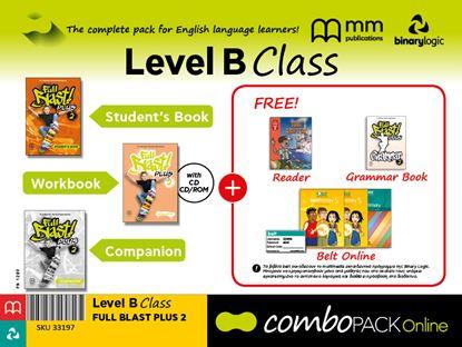 Εικόνα της COMBO WITH BELT Online B CLASS FULL BLAST PLUS
