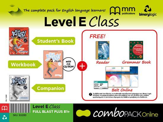 Εικόνα από COMBO WITH BELT Online E CLASS FULL BLAST PLUS B1+