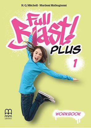 Εικόνα της FULL BLAST PLUS 1 Workbook (with CD)