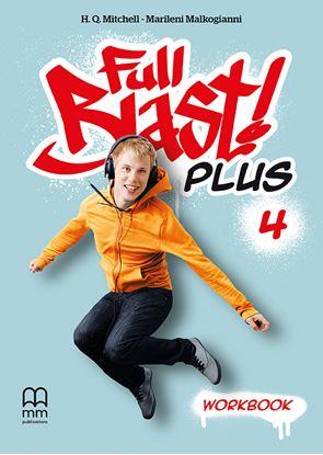 Εικόνα της FULL BLAST PLUS 4 Workbook (with CD)