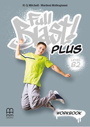 Εικόνα της FULL BLAST PLUS B2 Workbook (with CD)