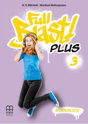 Εικόνα της FULL BLAST PLUS 3 Workbook (with CD)