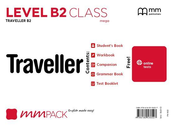 H.q. Mitchell Traveller B2 Teachers Book