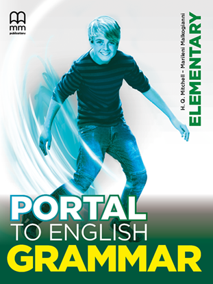 Εικόνα της PORTAL TO ENGLISH Elementary Grammar Book