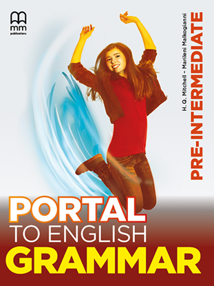 Εικόνα της PORTAL TO ENGLISH Pre-Intermediate Grammar Book