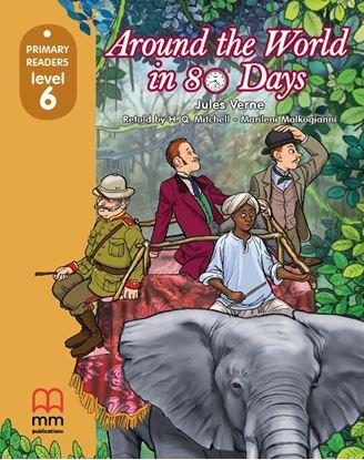 Εικόνα της AROUND THE WORLD IN EIGHTY DAYS Student's Book