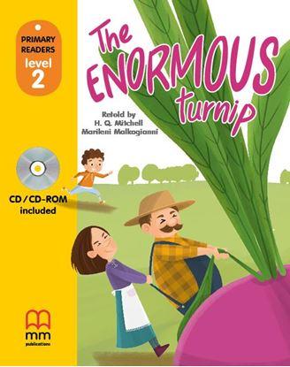 Εικόνα της THE ENORMOUS TURNIP Student's Book (with CD)