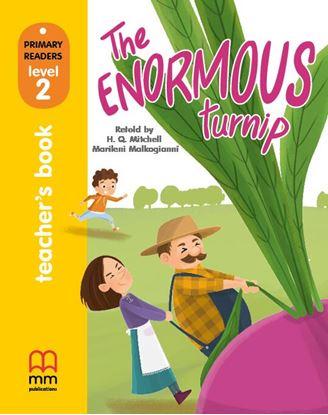 Εικόνα της THE ENORMOUS TURNIP Teacher's Book (with CD)