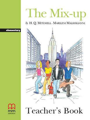 Εικόνα της THE MIX UP Teacher's Book (V.2)