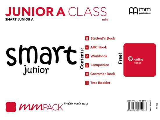 Εικόνα από MM PACK MINI Ja CLASS SMART JUNIOR