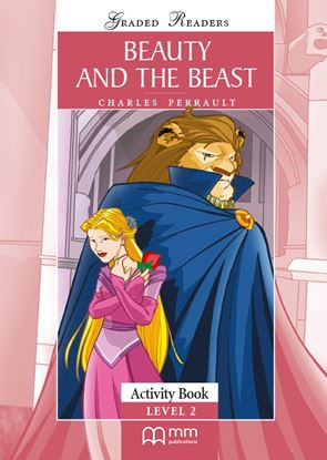 Εικόνα της BEAUTY AND THE BEAST Activity Book (V.2)