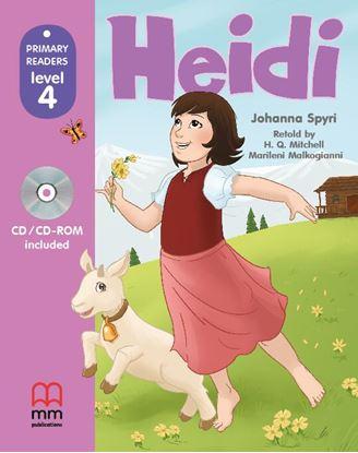 Εικόνα της HEIDI Student's Book (with CD)