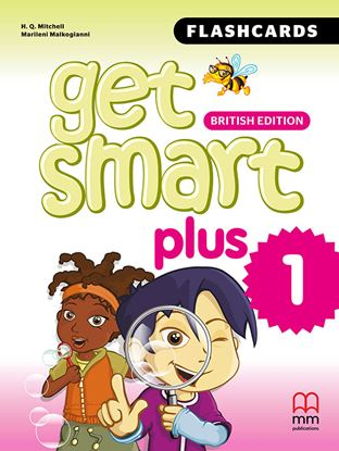 Εικόνα της GET SMART PLUS 1 Flashcards