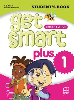 Εικόνα της GET SMART PLUS 1 Student's Book