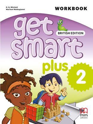 Εικόνα της GET SMART PLUS 2 Workbook (with CD)