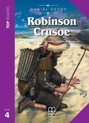Εικόνα της ROBINSON CRUSOE Student's Book with Glossary