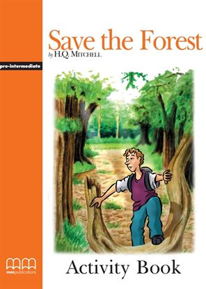 Εικόνα της SAVE THE FOREST Activity Book (V.2)