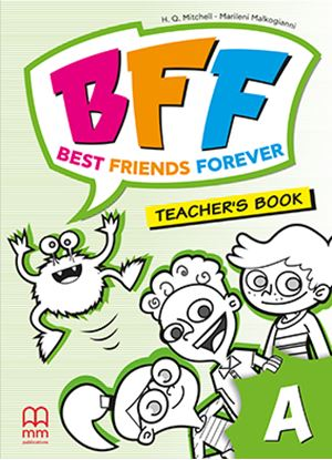 Εικόνα της BFF A' Teacher's Book